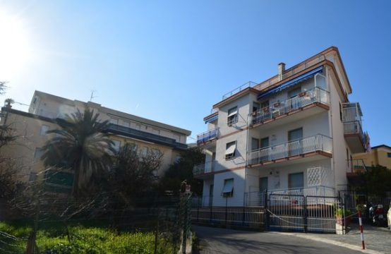 SANREMO – Bilocale zona Villa Helios [RIF. ALB. B54]