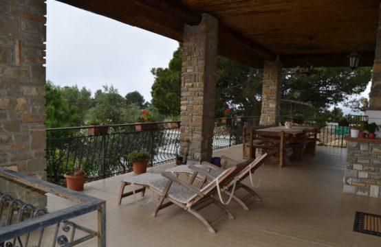 VENTIMIGLIA – Villa con vista panoramica [RIF. MAR. V01 – VEN]